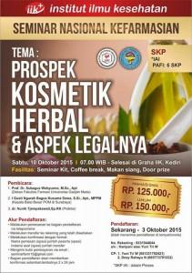 Seminar Herbal Kediri