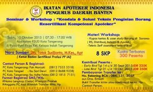 Seminar IAI Banten