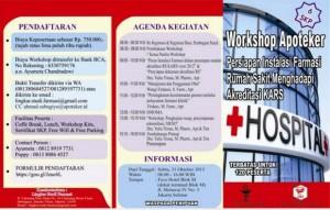 5. Workshop IAI Jakarta