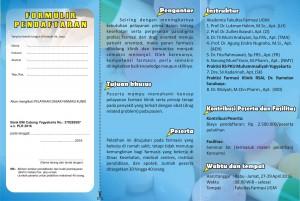 Pelatihan dasar farmasi klinik 2