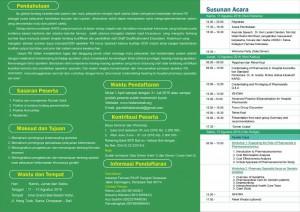 1. Seminar Hisfarsi Bali 2