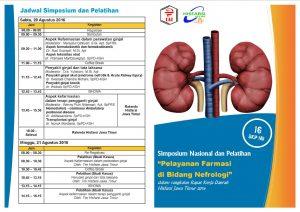 Simposium Nasional & Pelatihan Pelayanan Farmasi di Bidang Nefrologi_1