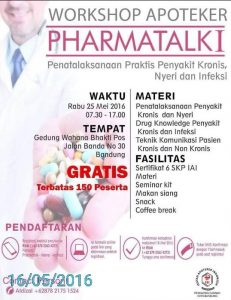 Workshop Pharmatalk