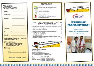 workshop farmakoterapi RSCM 1