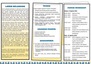 workshop farmakoterapi RSCM 2