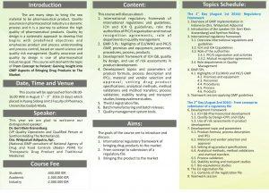 Seminar ACPS GMP Ugm 2