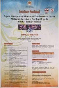 Seminar FK UGM