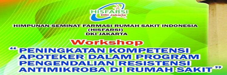 Workshop HISFARSI DKI Jakarta 2017
