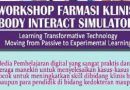 Workshop Farmasi Klinis Body Interact Simulator