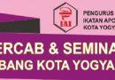 Konfercab dan Seminar PC IAI Kota Yogyakarta 2018