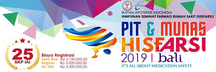PIT & MUNAS HISFARSI BALI 2019