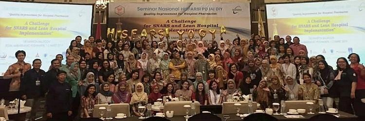 SEMINAR NASIONAL HISFARSI PD IAI DIY 2019